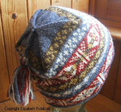 Free Fair Isle Knitting Patterns Hats : Exclusively Fair Isle - Knitwear - Shop
